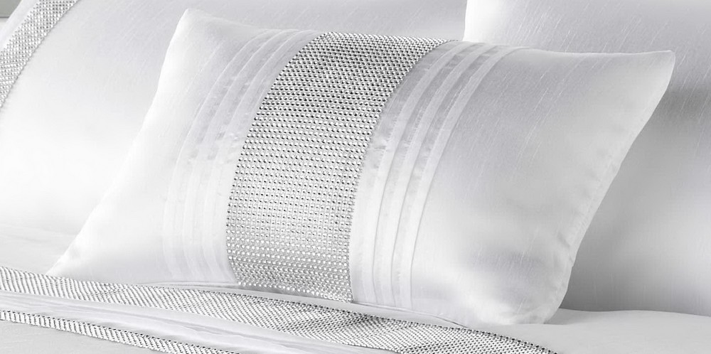Oblong-Cushion-Covers-Diamante-Sofa-Chair-Seat-Bed-WOW-Factor