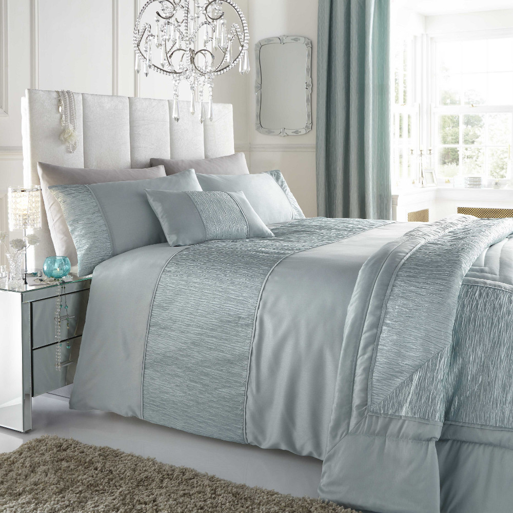 Stylish Sahara Faux Silk Bedding Sets Amp Matching